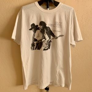 Bruce Springsteen - Born to run vintage concert T